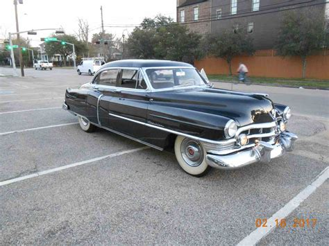 1950 Cadillac Series 62 For Sale