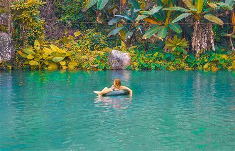 Visit Blue Lagoon Three In Vang Vieng Laos