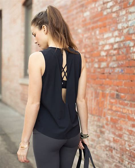 Lululemon Tank Here to There