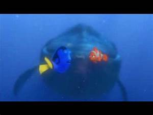 Finding Nemo - Dory Speaking Whale - YouTube