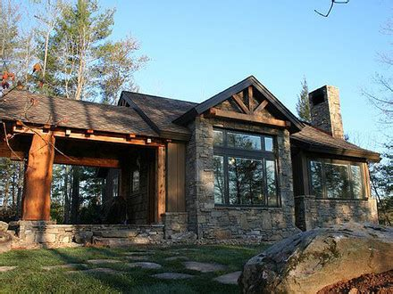 house crows nest crows nest cabin small vacation home designs treesranchcom