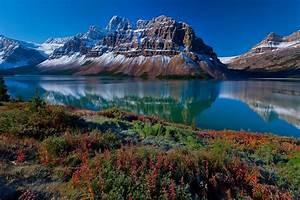 壁紙、山、自然、川、草、美しい風景のHD:ワイドスクリーン:高精細:フルスクリーン