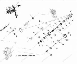 Polaris Side By Side 2007 Oem Parts Diagram For