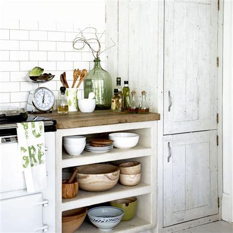 Rustic Kitchen Storage  Kitchen Design Ideas  Kitchen