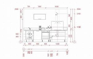 A Quelle Hauteur Mettre Une Hotte : meuble cuisine standard int rieur de maison ~ Dallasstarsshop.com Idées de Décoration