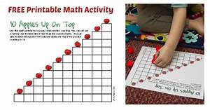 10 Apples Up On Top Math Activity For Kids