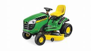 100 Series Lawn Tractors For Sale