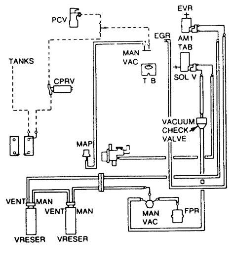 1992 Ford E350 Transmission Diagram by Smog Vacuum Hose Diagram 1987 Ford E350 Engine 460