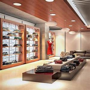 Showroom, Designing