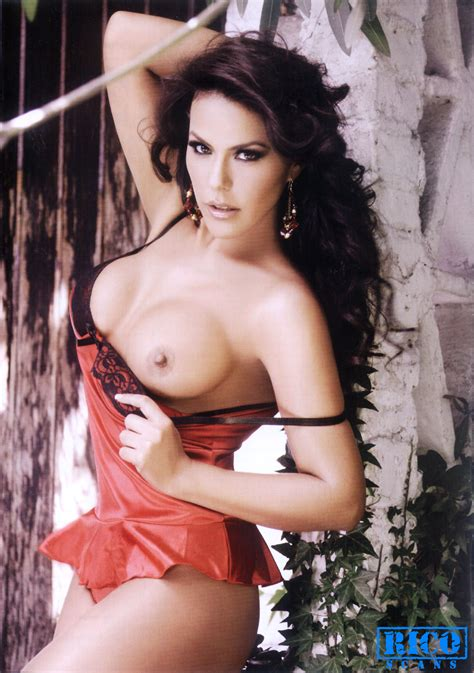 Gaby Elizalde Naked In H Extremo Magazine Your Daily Girl