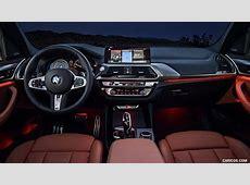 2018 BMW X3 M40i xDrive Interior Illumination HD