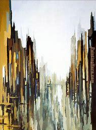 Urban Abstract Art