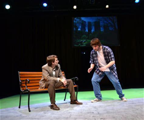 theatre presents  zoo story austin college