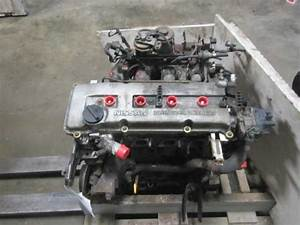 98 99 Nissan Altima Engine 2 4l Vin D 4th Digit Ka24de