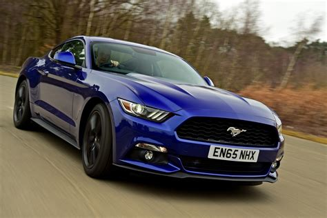 Mustang 2 3 Ecoboost by Ford Mustang 2 3 Ecoboost 2016 Review Auto Express