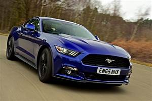 Ford Mustang 2.3 EcoBoost 2016 review | Auto Express