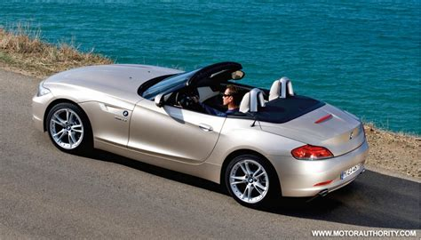 Bmw Unveils 2010 Z4 Roadster Ahead Of Detroit Auto Show Debut