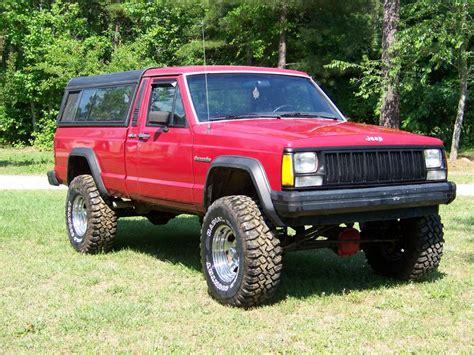 1988 lifted jeep comanche 100 1988 jeep comanche sport truck cc outtake jeep