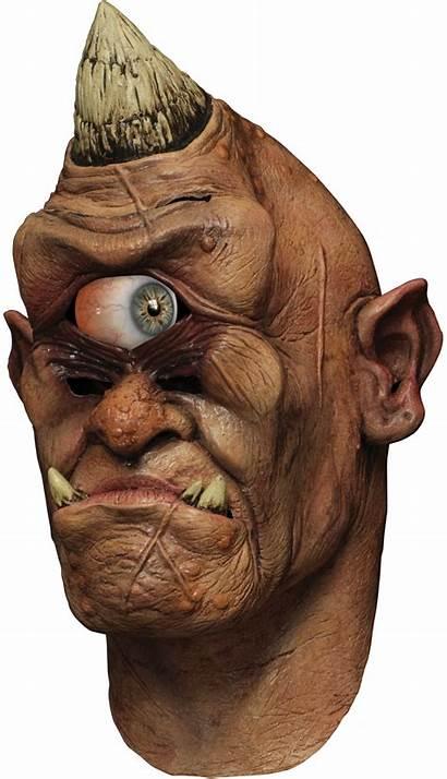 Cyclops Mask Eye Wandering Animated Masks Halloweenasylum
