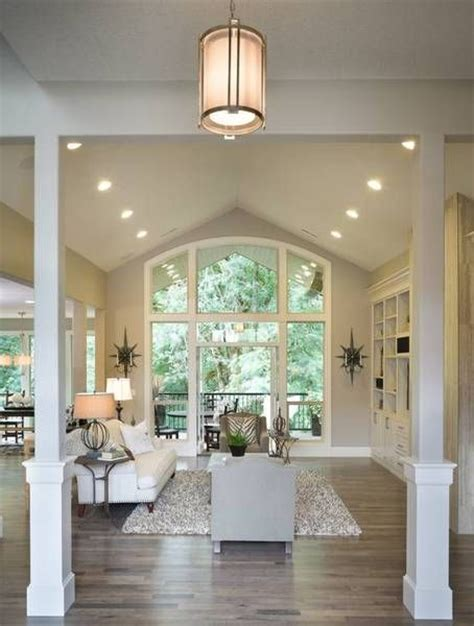 vaulted great room   beautiful multi generational