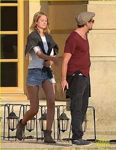 レオはベルサイユ宮殿 ルーカス君と Toni Garrn 追記有り : Leonardo DiCaprio