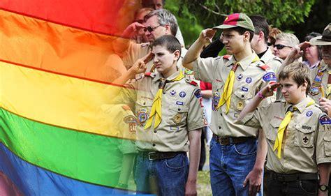 Best Selfsuck Boy Scout Pics Top Photos