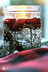DIY Christmas Table Decorations 15 Simple Holiday Table