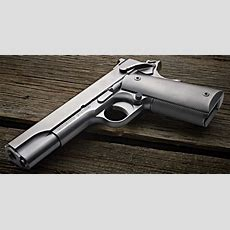 """New """"the Icon"""" 1911 Pistol By Cabot Guns  The Firearm Blogthe Firearm Blog"""