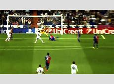 REAL MADRID CF vs FC BASEL 1893 5 1