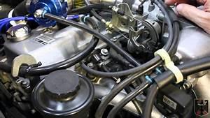 Lc Engineering 2rz  3rz Fuel Pressure Gauge Installation