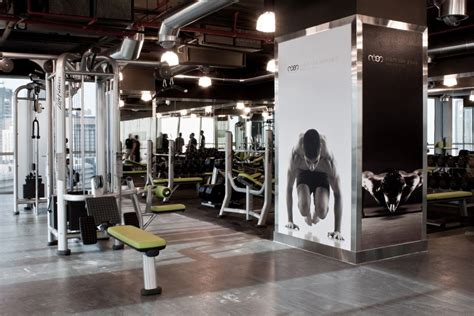Gym Interior : Fitness Centers