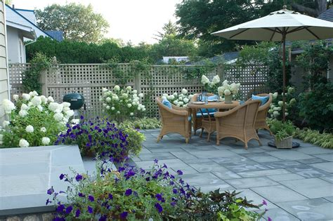 inspiring patio ideas with lattice for your home