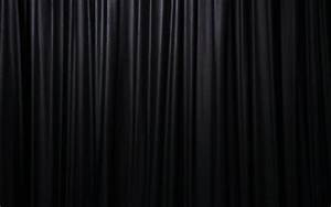 black curtain wallpaper wallpapersafari With black curtains texture