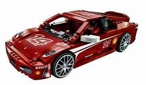 Jeu De Ferrari : jeux de construction lego racers jeu de construction ferrari f430 challenge en vente ~ Maxctalentgroup.com Avis de Voitures