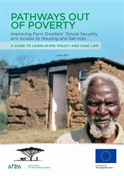 Pathways Improving Dwellers Poverty Tenure Housing Security