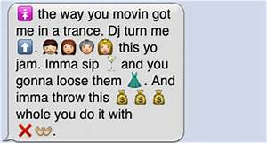 iPhone Emoji Song Lyrics