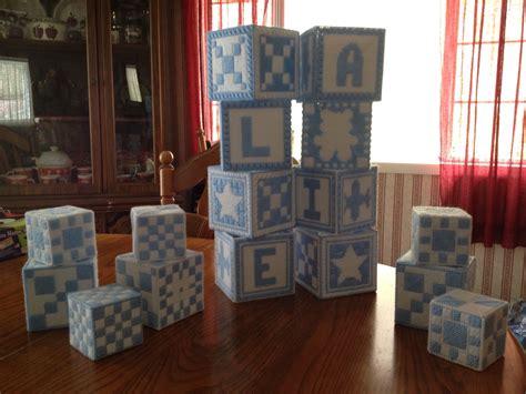 plastic canvas boxes large   centerpieces