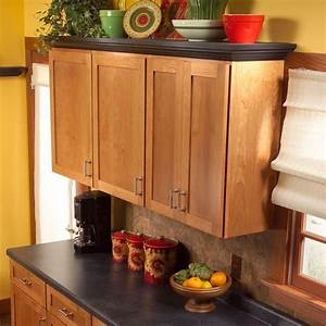 How, To, Add, Shelves, Above, Kitchen, Cabinets