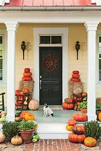 16 Ways To Spice Up Your Porch D U00e9cor For Fall