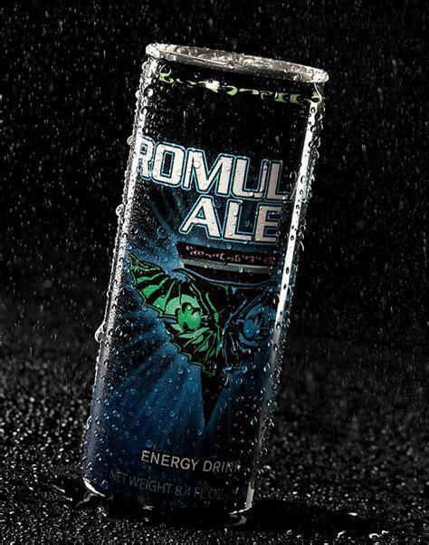 Star Trek Romulan Ale Energy Drink   ThinkGeek