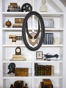 All, Things, Beautiful, How, To, Style, Bookshelves