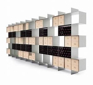 Casier A Bouteille Metallique : casier bouteilles m tallique esigo 2 box vin ~ Melissatoandfro.com Idées de Décoration
