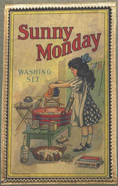 sunny monday wash day  vpd