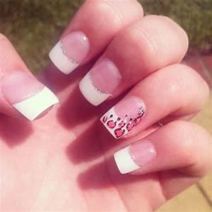 Pink Cheetah Print Nails | www.pixshark.com - Images ...