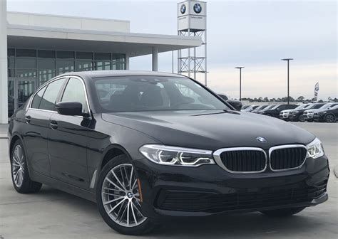 Bmw 5 Series Sedan 2019 by New 2019 Bmw 5 Series 530i 4d Sedan In D Lberville B19214