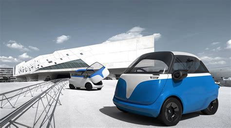 Microlino is a modern bubble car inspired by the Iso ...
