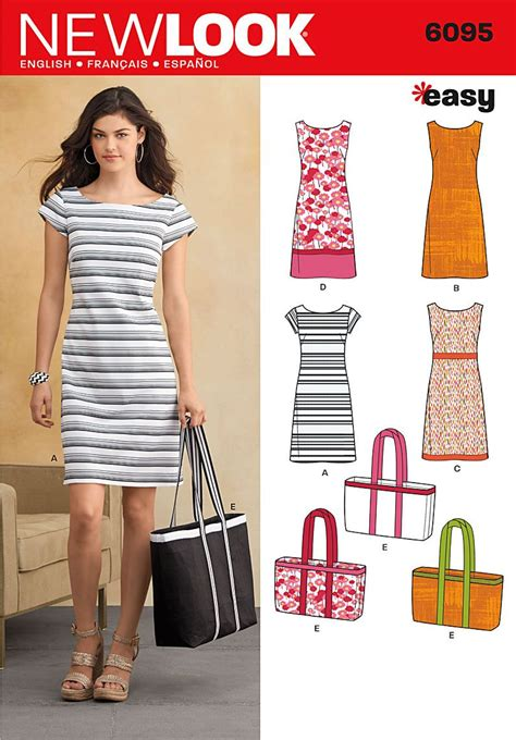New Look Patterns On Pinterest  Simplicity Sewing