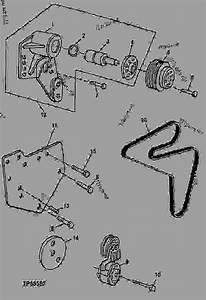 32 John Deere Pulley Diagram