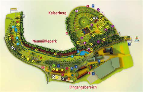Japanischer Garten Kaiserslautern Eintrittspreise by Parkplan Gartenschau Kaiserslautern
