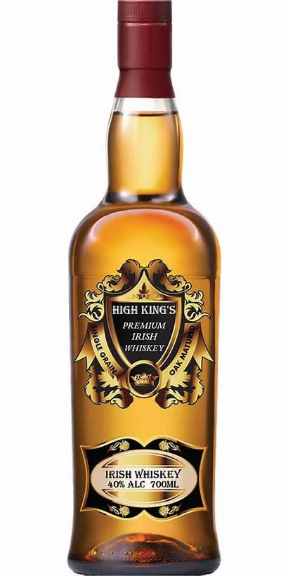 Whiskey Irish Brands King Kings Whisky Ireland